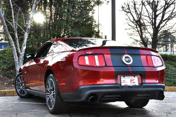 Used 2011 Ford Mustang GT Premium for sale Sold at Gravity Autos in Roswell GA 30076 4