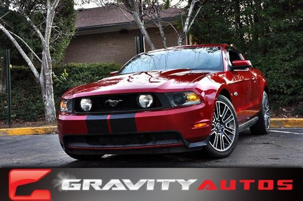 Used 2011 Ford Mustang GT Premium for sale Sold at Gravity Autos in Roswell GA 30076 1