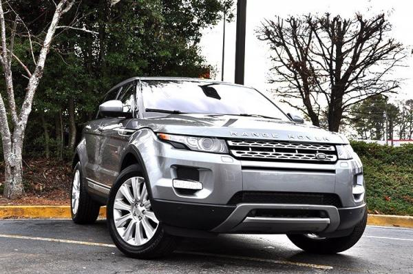 Used 2014 Land Rover Range Rover Evoque Prestige for sale Sold at Gravity Autos in Roswell GA 30076 2