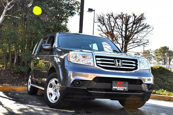 Used 2014 Honda Pilot LX for sale Sold at Gravity Autos in Roswell GA 30076 2