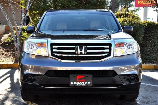 Used 2014 Honda Pilot LX for sale Sold at Gravity Autos in Roswell GA 30076 3