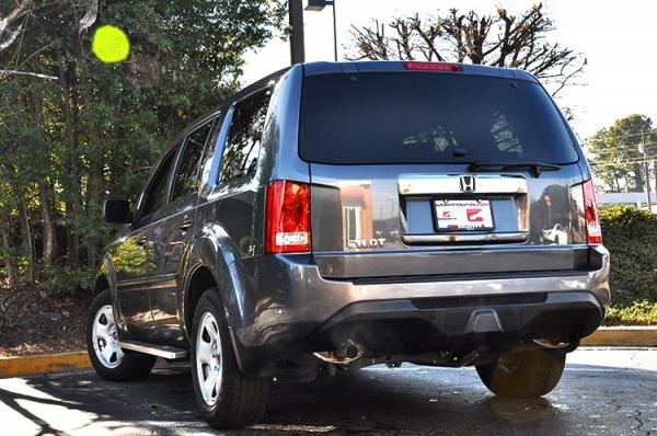 Used 2014 Honda Pilot LX for sale Sold at Gravity Autos in Roswell GA 30076 4