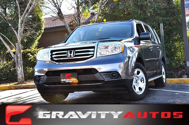 Used 2014 Honda Pilot LX for sale Sold at Gravity Autos in Roswell GA 30076 1
