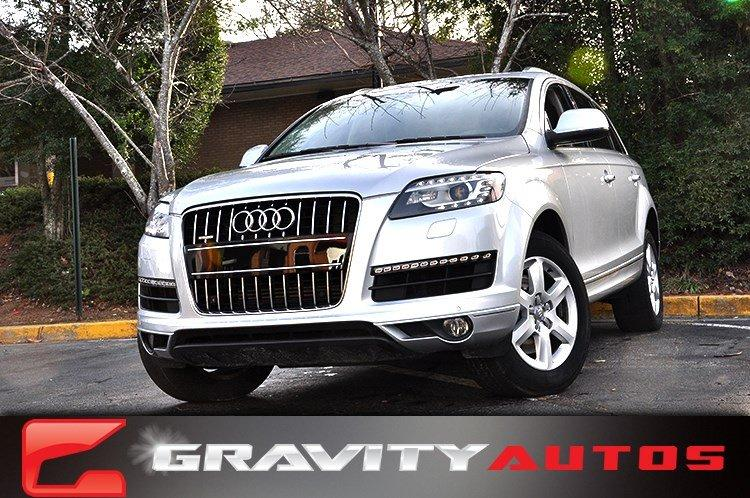 Used 2015 Audi Q7 3.0T Premium Plus for sale Sold at Gravity Autos in Roswell GA 30076 1