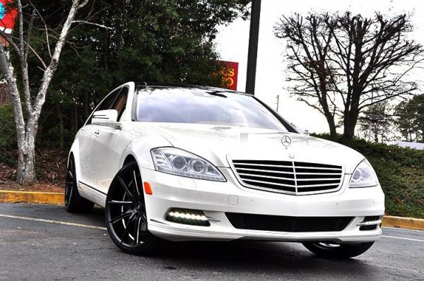 Used 2011 Mercedes-Benz S-Class S550 for sale Sold at Gravity Autos in Roswell GA 30076 2