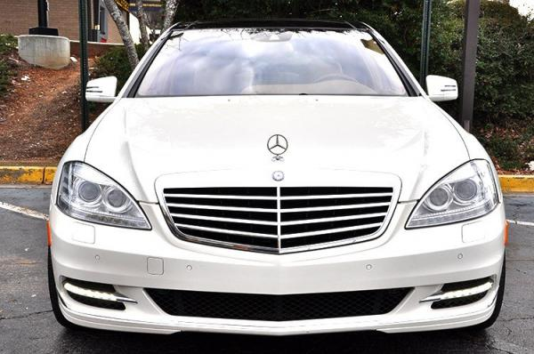 Used 2011 Mercedes-Benz S-Class S550 for sale Sold at Gravity Autos in Roswell GA 30076 3
