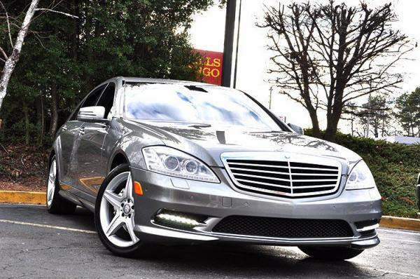 Used 2010 Mercedes-Benz S-Class S550 for sale Sold at Gravity Autos in Roswell GA 30076 2