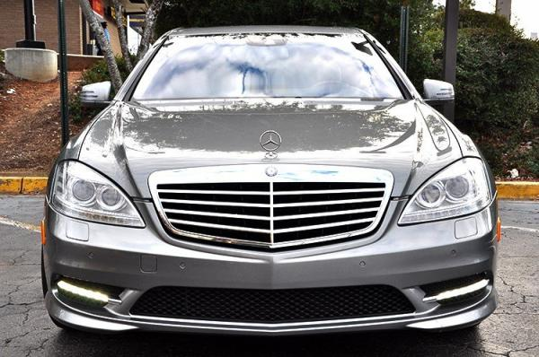 Used 2010 Mercedes-Benz S-Class S550 for sale Sold at Gravity Autos in Roswell GA 30076 3
