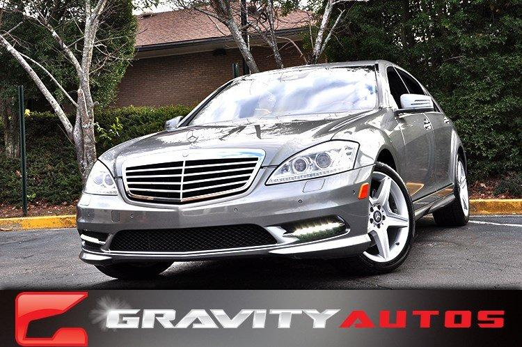 Used 2010 Mercedes-Benz S-Class S550 for sale Sold at Gravity Autos in Roswell GA 30076 1