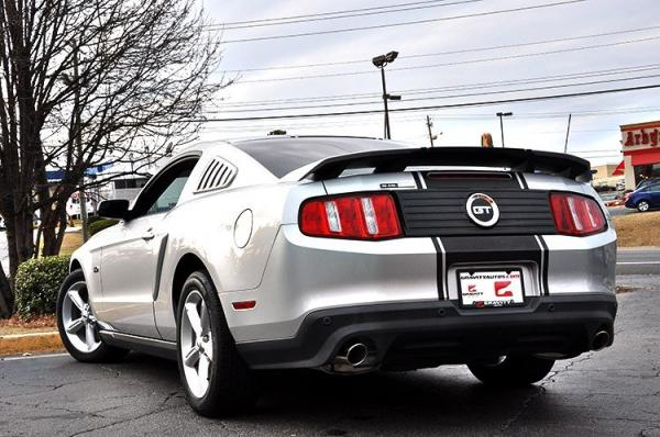Used 2012 Ford Mustang GT Premium for sale Sold at Gravity Autos in Roswell GA 30076 4