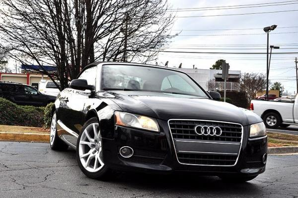 Used 2011 Audi A5 2.0T Premium for sale Sold at Gravity Autos in Roswell GA 30076 2