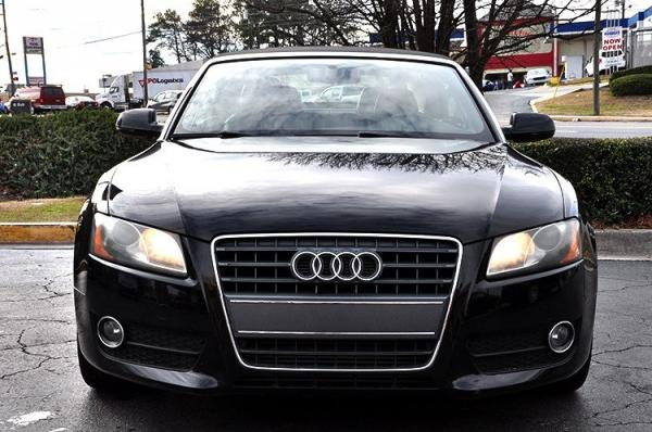 Used 2011 Audi A5 2.0T Premium for sale Sold at Gravity Autos in Roswell GA 30076 3