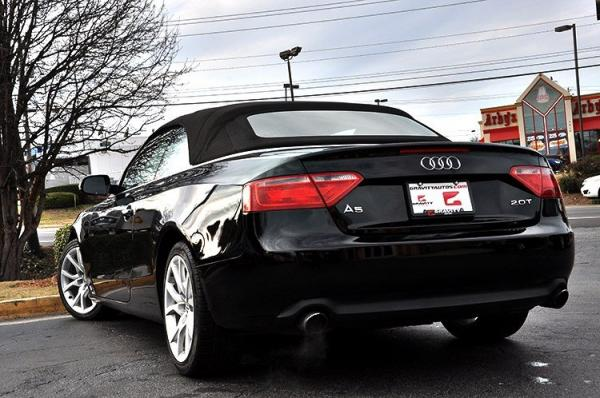 Used 2011 Audi A5 2.0T Premium for sale Sold at Gravity Autos in Roswell GA 30076 4