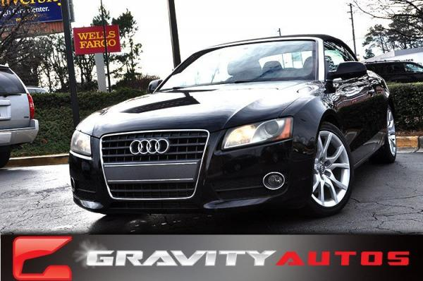 Used 2011 Audi A5 2.0T Premium for sale Sold at Gravity Autos in Roswell GA 30076 1