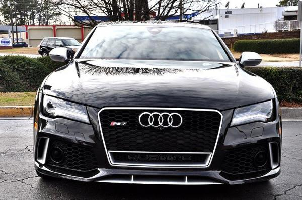 Used 2014 Audi RS 7 Prestige for sale Sold at Gravity Autos in Roswell GA 30076 3