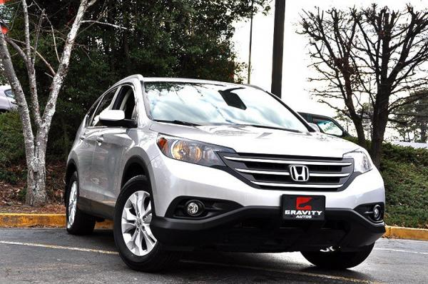 Used 2012 Honda CR-V EX-L for sale Sold at Gravity Autos in Roswell GA 30076 2