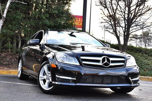 Used 2012 Mercedes-Benz C-Class C250 for sale Sold at Gravity Autos in Roswell GA 30076 2