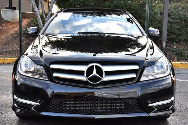 Used 2012 Mercedes-Benz C-Class C250 for sale Sold at Gravity Autos in Roswell GA 30076 3
