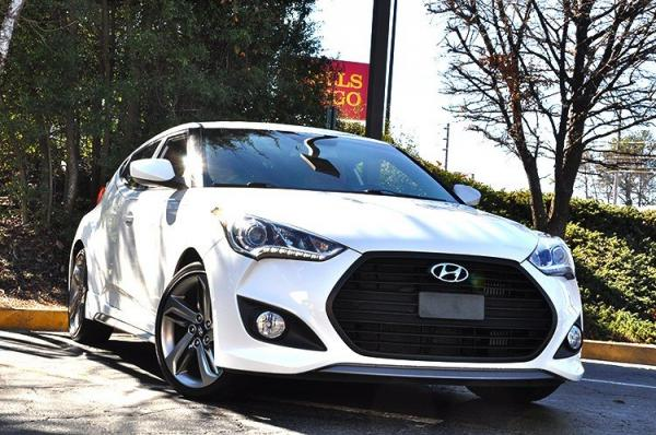 Used 2015 Hyundai Veloster Turbo R-Spec for sale Sold at Gravity Autos in Roswell GA 30076 2