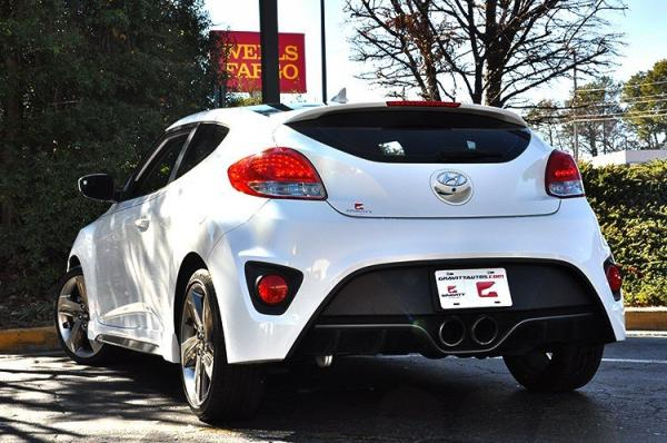 Used 2015 Hyundai Veloster Turbo R-Spec for sale Sold at Gravity Autos in Roswell GA 30076 4