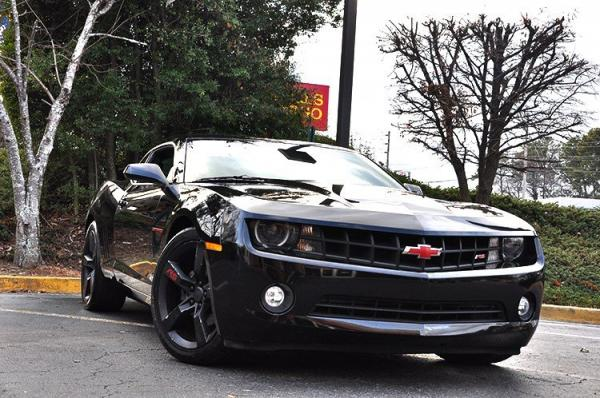 Used 2012 Chevrolet Camaro 1LT for sale Sold at Gravity Autos in Roswell GA 30076 2