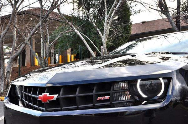 Used 2012 Chevrolet Camaro 1LT for sale Sold at Gravity Autos in Roswell GA 30076 4