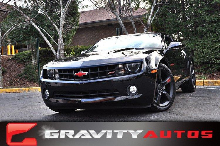 Used 2012 Chevrolet Camaro 1LT for sale Sold at Gravity Autos in Roswell GA 30076 1