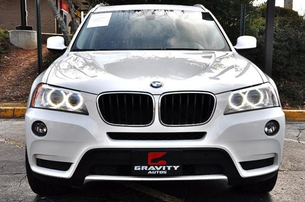 Used 2013 BMW X3 xDrive28i for sale Sold at Gravity Autos in Roswell GA 30076 3