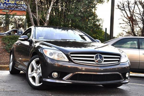 Used 2008 Mercedes-Benz CL-Class V8 for sale Sold at Gravity Autos in Roswell GA 30076 2