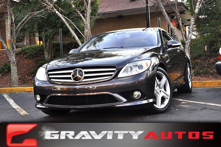 Used 2008 Mercedes-Benz CL-Class V8 for sale Sold at Gravity Autos in Roswell GA 30076 1