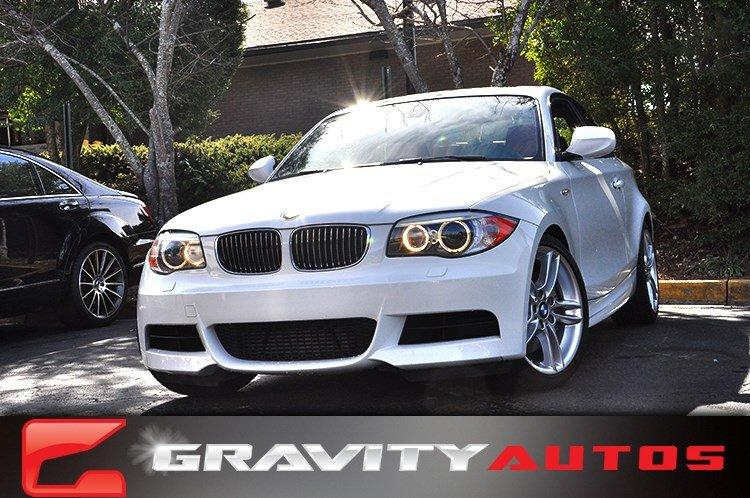 Used 2013 BMW 1 Series 135i for sale Sold at Gravity Autos in Roswell GA 30076 1