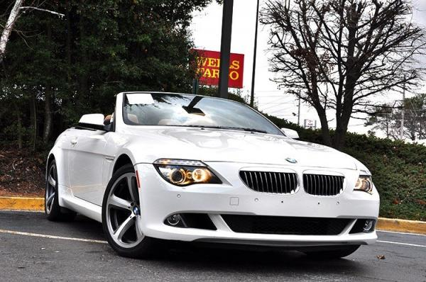 Used 2010 BMW 6 Series 650i for sale Sold at Gravity Autos in Roswell GA 30076 2