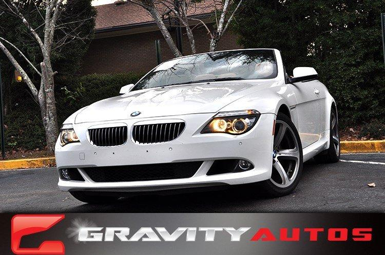 Used 2010 BMW 6 Series 650i for sale Sold at Gravity Autos in Roswell GA 30076 1