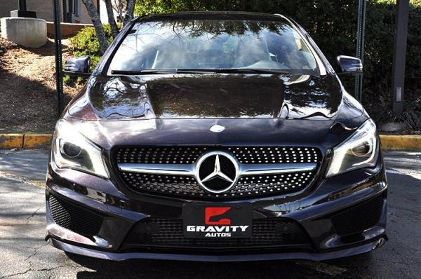 Used 2014 Mercedes-Benz CLA-Class CLA250 for sale Sold at Gravity Autos in Roswell GA 30076 3