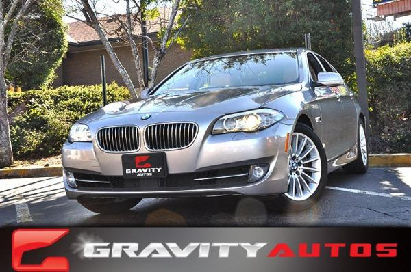 Used 2012 BMW 5 Series 535i for sale Sold at Gravity Autos in Roswell GA 30076 1