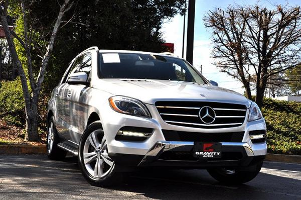 Used 2013 Mercedes-Benz M-Class ML350 for sale Sold at Gravity Autos in Roswell GA 30076 2