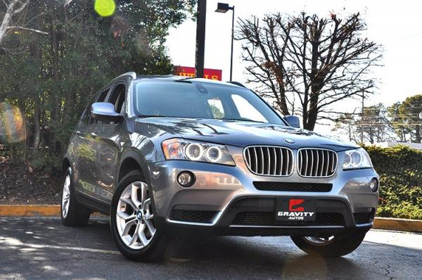 Used 2011 BMW X3 35i for sale Sold at Gravity Autos in Roswell GA 30076 2