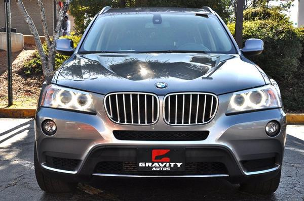 Used 2011 BMW X3 35i for sale Sold at Gravity Autos in Roswell GA 30076 3