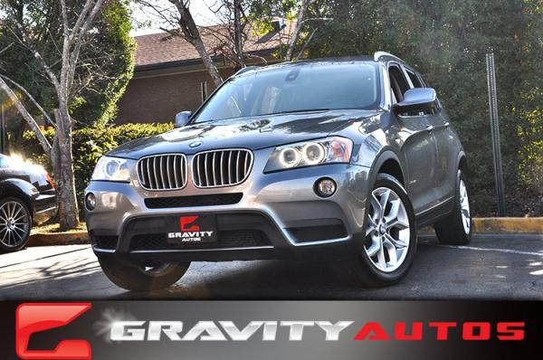 Used 2011 BMW X3 35i for sale Sold at Gravity Autos in Roswell GA 30076 1