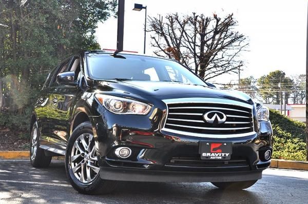 Used 2013 INFINITI JX35 for sale Sold at Gravity Autos in Roswell GA 30076 2