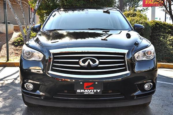 Used 2013 INFINITI JX35 for sale Sold at Gravity Autos in Roswell GA 30076 3