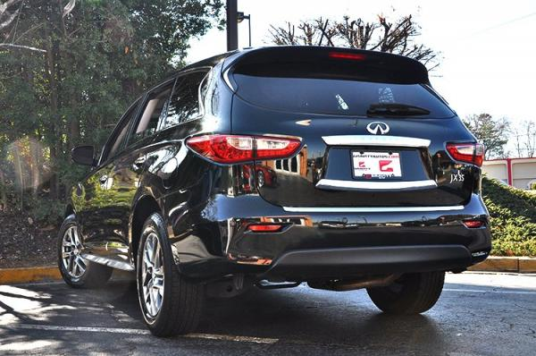 Used 2013 INFINITI JX35 for sale Sold at Gravity Autos in Roswell GA 30076 4