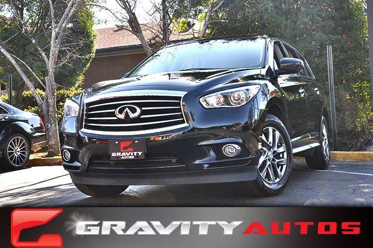 Used 2013 INFINITI JX35 for sale Sold at Gravity Autos in Roswell GA 30076 1