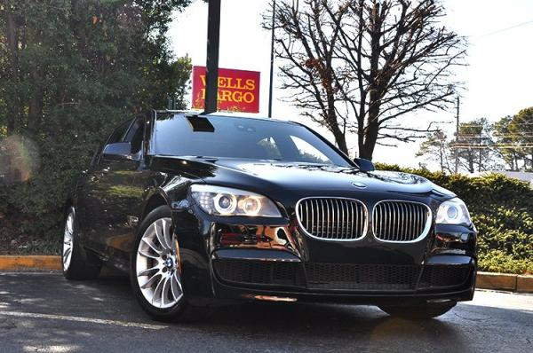 Used 2011 BMW 7 Series 750i for sale Sold at Gravity Autos in Roswell GA 30076 2