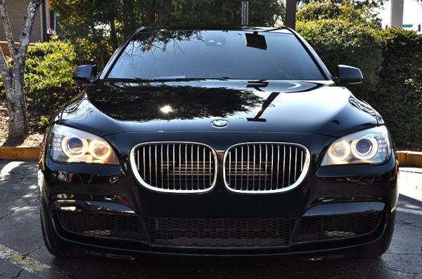 Used 2011 BMW 7 Series 750i for sale Sold at Gravity Autos in Roswell GA 30076 3