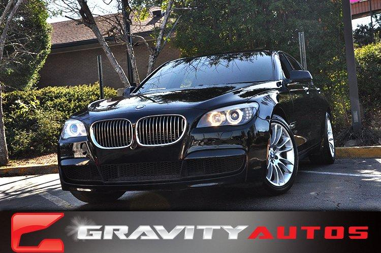 Used 2011 BMW 7 Series 750i for sale Sold at Gravity Autos in Roswell GA 30076 1