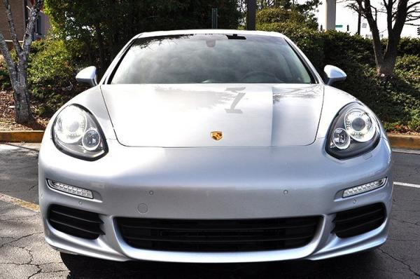 Used 2014 Porsche Panamera for sale Sold at Gravity Autos in Roswell GA 30076 3