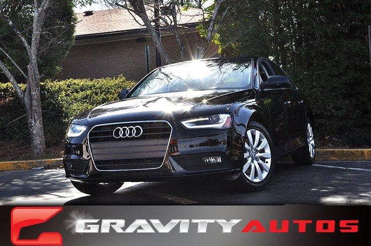 Used 2013 Audi A4 Premium for sale Sold at Gravity Autos in Roswell GA 30076 1