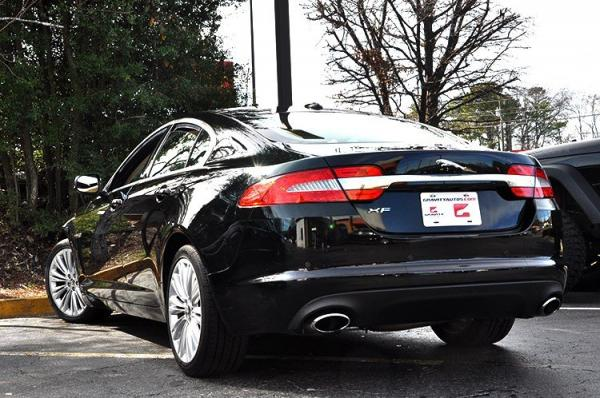 Used 2012 Jaguar XF Portfolio w/Sport Pkg for sale Sold at Gravity Autos in Roswell GA 30076 4