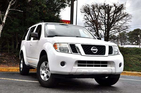 Used 2011 Nissan Pathfinder S for sale Sold at Gravity Autos in Roswell GA 30076 2